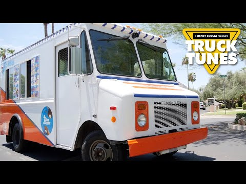 Ice Cream Truck for Children | Kids Truck Video - Ice Cream Truck