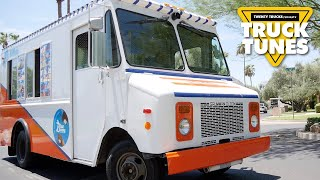Ice Cream Truck for Children | Truck Tunes for Kids | Twenty Trucks Channel