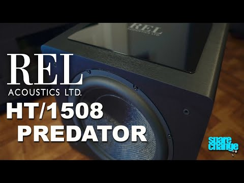 High Class Subwoofer! REL HT/1508 Home Theater Subwoofer Unboxing