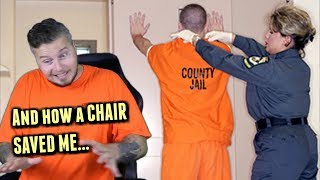 The Craziest Prison SHAKEDOWN I Ever Experienced... (Prison Story)