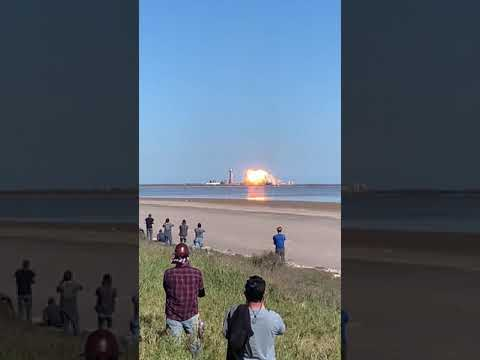 SpaceX Starship SN9 Launch, Landing, Explosion & Viewer Reactions!