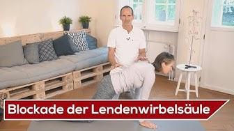 LWS-Blockade selber lösen ⚡️ Effektive Übungen | Liebscher & Bracht | Lendenwirbelsäule