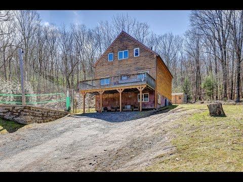 Real Estate Video Tour | 191 David Rhodes Road Wurtsboro, NY 12790 | Sullivan County, NY