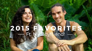 2015 Favorites w/ My Boyfriend!