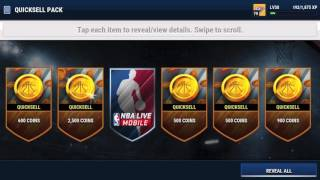 we pulled steph curry nba live mobile pack opening part 3   vdub gaming