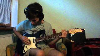 Stuart Chatwood - Military Aggression (guitar cover -WITH TABS!-) Resimi