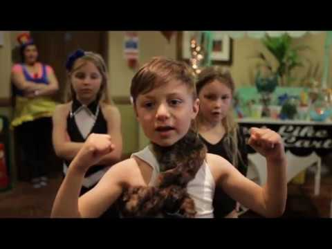 The Circus Film - Little Shakespeare's version of The Greatest Showman 2014
