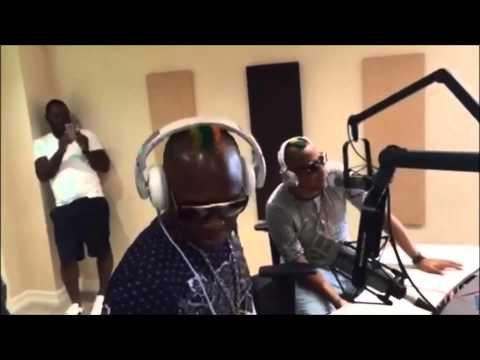 DJ Chubb Interviews RDX At Vibe Studio, July 30 2015