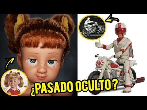 El Pasado Oculto De Los Juguetes De TOY STORY 4 | ORIGEN Y CURIOSIDADES | CRONOS FILMS TV