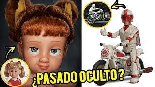 El pasado oculto de los juguetes de TOY STORY 4   ORIGEN Y CURIOSIDADES   CRONOS FILMS TV