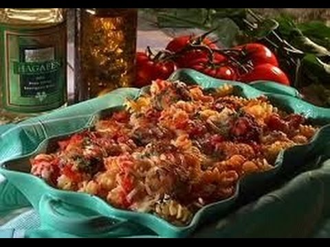Fish fusilli kosher recipe a quick and easy dinner youtube for Broward fish and meat
