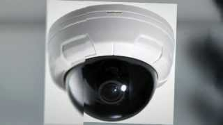 Commercial security camera system