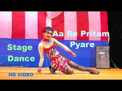 Aa Re Pritam Pyare Full Song || Stage Dance Program || A ROY
