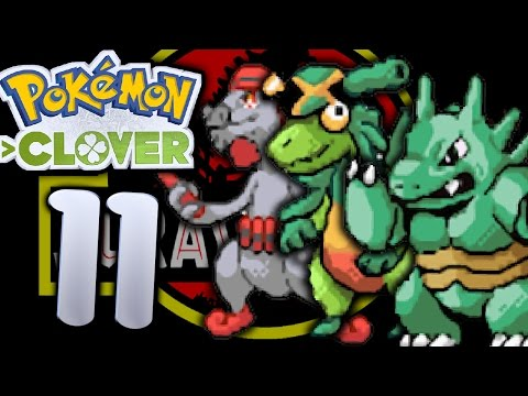 DUDE I HAVE NEVER GOTTEN HAX LIKE THIS BEFORE -  Pokemon Clover #11 | NumbNexus
