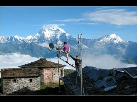 CHINA COMPETES INDIAN INTERNET IN NEPAL | END OF DECADE LONG MONOPOLY OF INDIA
