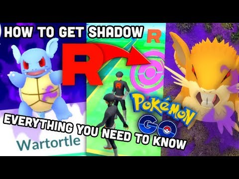 Catching Shadow Pokemon & Battling Team Rocket + Purification Benefits In Pokemon GO