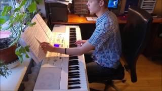 Ludovico Einaudi - Nuvole Bianche [Piano Cover]
