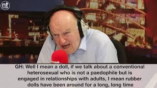 George Hook on Child Sex Dolls