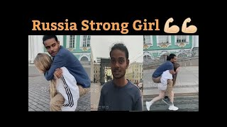 Nomad Shubham with Russian Strong Girls   Japan Street Views   Nomad