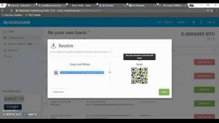 How to Purchase and Transfer from Localbitcoins com to Blockchain wallet