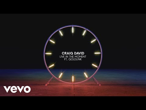 Craig David - Live in the Moment (Audio) ft. GoldLink