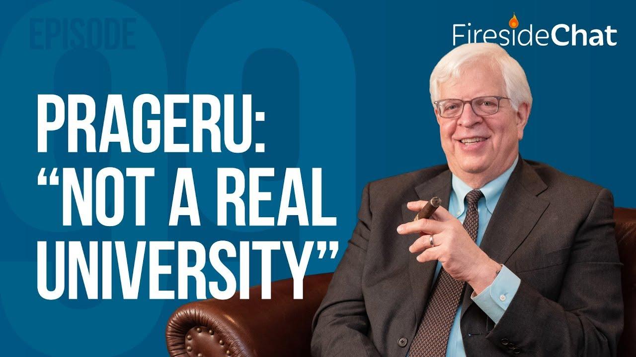 """Ep. 99 - PragerU: """"Not a Real University"""""""