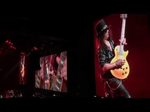 Guns N' Roses – Slash's Guitar Solo & Sweet Child O' Mine (Live in Hong Kong 2018)