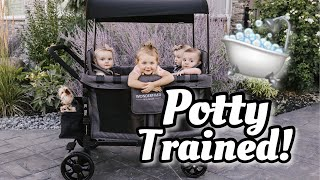 Wow! She is Potty Trained! | How To Potty Train Your Toddler