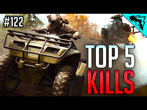 Battlefield 4 Top 5 Plays (Best Sniping, Little Bird,  SUAV, Rodeo) WBCW #122