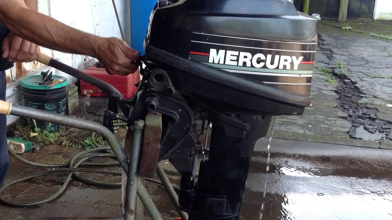 Outboard Yamaha Vs Mercury
