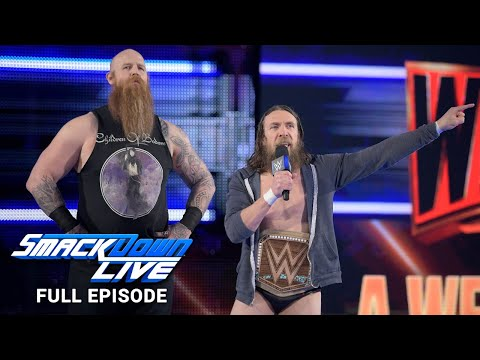 WWE SmackDown LIVE Full Episode, 26 March 2019