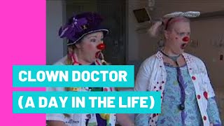 Clown Doctors on Australia Wide