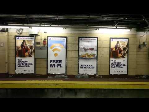 New York Subway Station Domination