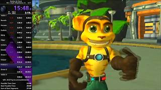 [PS2-PB] Ratchet & Clank NG+ Speedrun in 28:03 - By Scaff