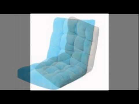 Adjustable Folding Floor Multi angle Foldable Lounge Chair Sofa