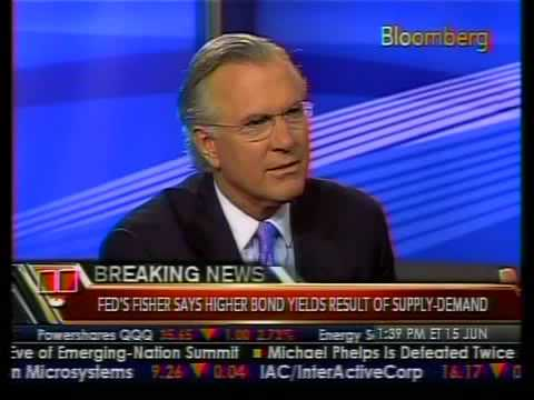 Interview with Dallas Fed President Richard Fisher - Bloomberg