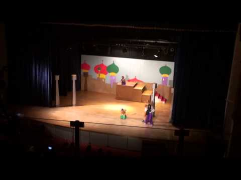 Aladdin Play by Emirates International School Jumeirah Night 2 Part 1