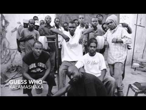 Kalamashaka - Guess Who