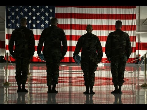A Tribute to the Armed Forces of America - When We Stand Together