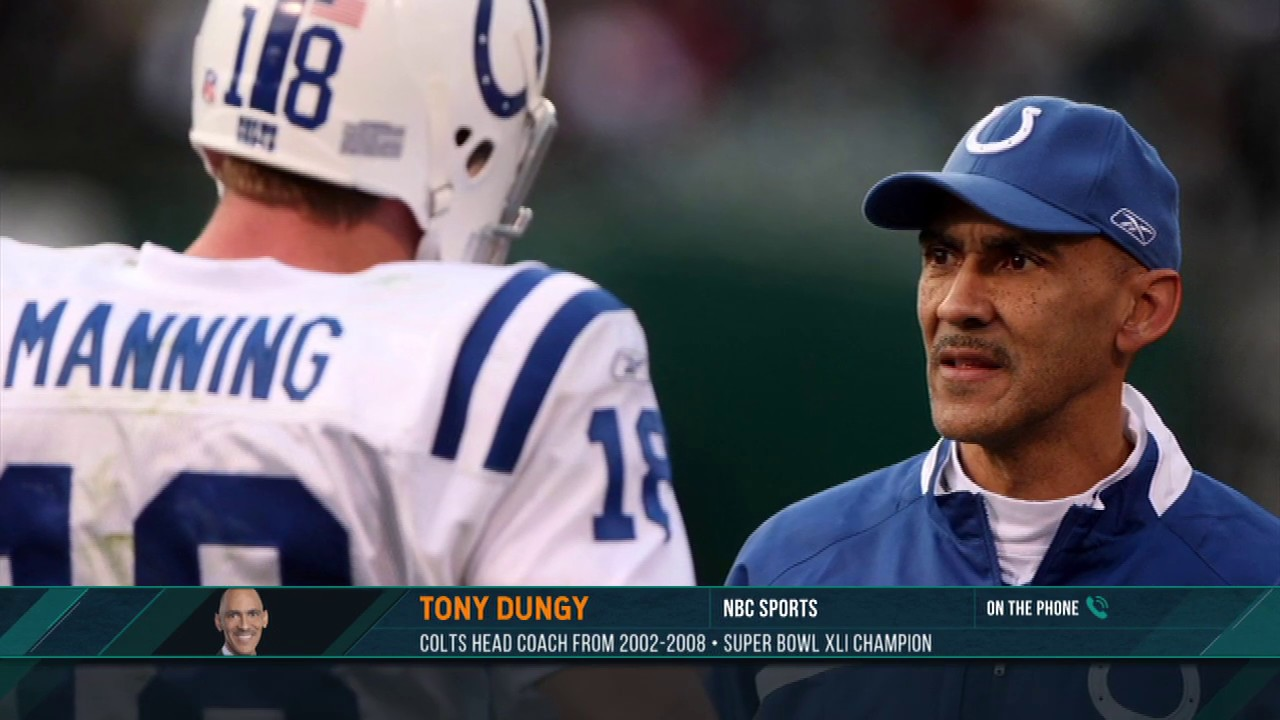 Tony Dungy on the Challenge of Keeping a Team Focused During Super Bowl Week