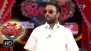 Adhire Abhinay Performance | Jabardasth | 27th october2016|  ETV  Telugu
