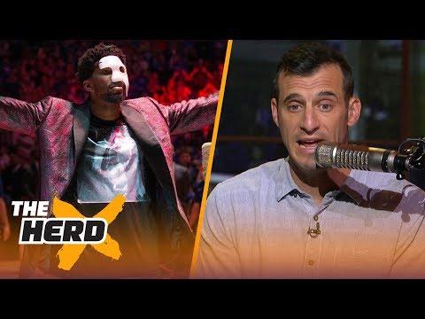 Doug Gottlieb on Joel Embiid's health, Popovich's coaching job and the 2018 NBA Playoffs | THE HERD