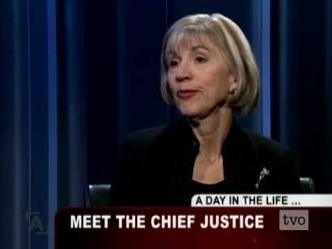 Chief Justice Beverley McLachlin: Canada's Top Judge