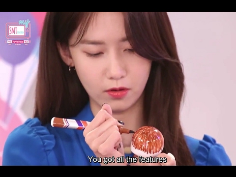 [ENG SUB] 161128 'MY SMT' YoonA Part 2/3 (with Leeteuk & NCT 127 Johnny)
