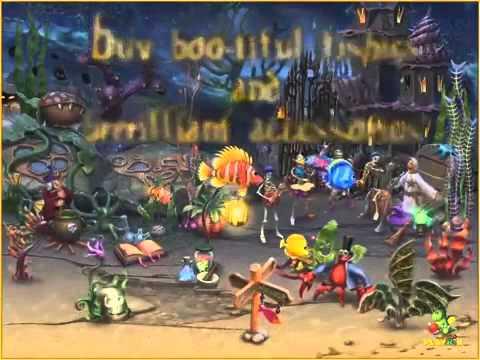 Fishdom Spooky Splash - Download Free At GameTop.com