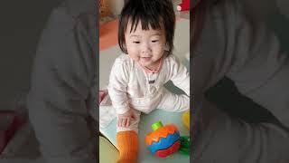 2019년12월13 울 소이 오늘도 장난감 맛 보다가 …