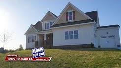 1209 Tin Barn Rd. Zebulon NC - Custom Home For Sale - Wakefield Meadows
