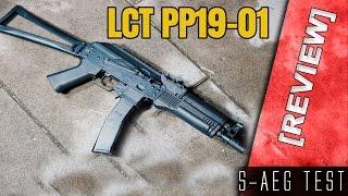 lct pp19 01 airsoft ak review german deutsch 4k