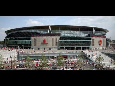 Arsitektur Modern - Stadion Sepakbola Modern - Emirates Stadium