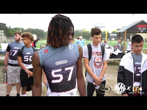 The Show Powered by NextGen 2018 Tampa Camp